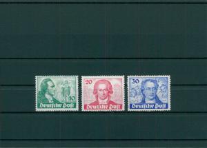 BERLIN 1949 Nr 61-63 postfrisch (204257)