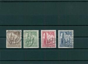 BERLIN 1953 Nr 106-109 gestempelt (204259)