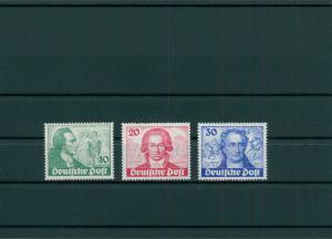 BERLIN 1949 Nr 61-63 postfrisch (204264)