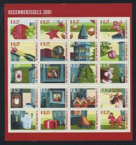 NIEDERLANDE 2001 Nr 1940-1959 postfrisch (700903)