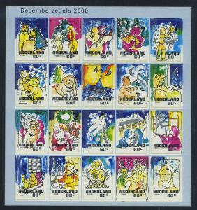 NIEDERLANDE 2000 Nr 1835-1854 postfrisch (700904)