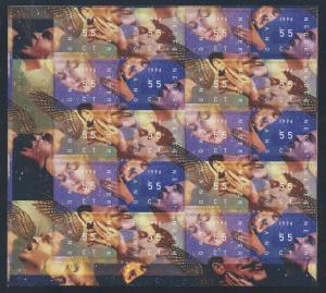 NIEDERLANDE 1996 Nr 1599-1602 postfrisch (700907)