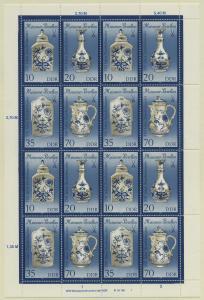 DDR 1989 Nr 3241-3244 postfrisch (700931)