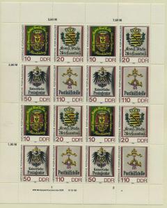 DDR 1990 Nr 3306-3309 postfrisch (700934)