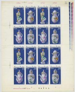 DDR 1979 Nr 2464-2467 postfrisch (700969)
