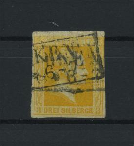 PREUSSEN 1857 Nr 8 gestempelt (118338)