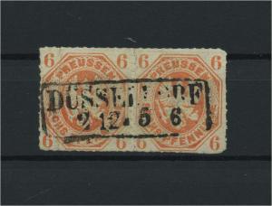 PREUSSEN 1861 Nr 15 gestempelt (118341)