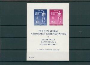 DDR 1955 Bl.11 postfrisch (203826)