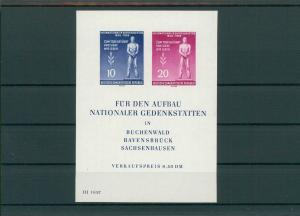 DDR 1955 Bl.11 postfrisch (203828)
