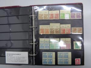 SBZ interessante Sammlung im Ringbinder (205437)