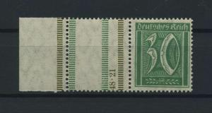 DEUTSCHES REICH 1921 ZD Nr RL14 postfrisch (118858)