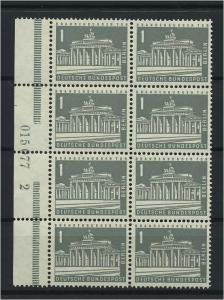 BERLIN 1956 Nr 140 postfrisch (118877)