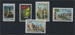 TUERK.-ZYPERN Lot aus 1974-1975 postfrisch (119025)