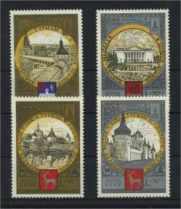 SOWJETUNION 1978 Nr 4788-4791 postfrisch (119036)