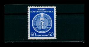 DDR DIENST 1954 Nr 15x postfrisch (401270)