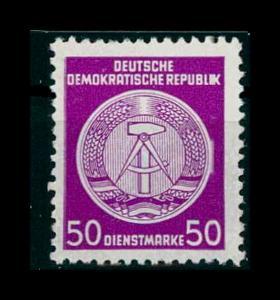DDR DIENST 1954 Nr 26xI XI postfrisch (401255)