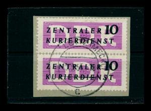 DDR DIENST 1956 Nr 6 PF I gestempelt (401316)