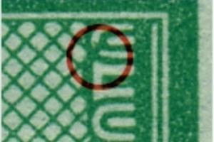 1ABux F95 postfrisch, senk. Paar mit Normalmarke (6640)