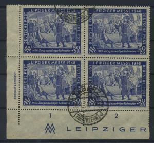 SBZ 1948 Nr 199 DZ gestempelt (119321)