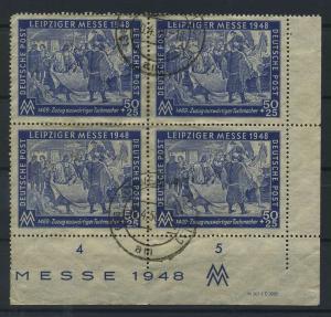 SBZ 1948 Nr 199 DV gestempelt (119323)