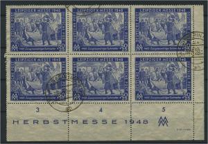 SBZ 1948 Nr 199 DV gestempelt (119324)