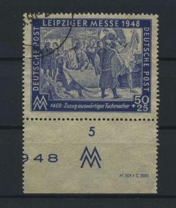 SBZ 1948 Nr 199 DV gestempelt (119325)