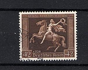 DR. Mi.-Nr. 671 X gestempelt, sign. SchlegelBPP.