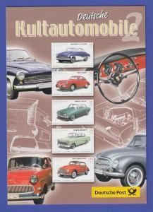 Deutschland 2003 Faltblatt