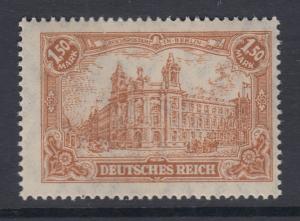 Dt. Reich Freimarke Reichspostamt Berlin 1,50 Mark Mi.-Nr. 114 postfrisch **