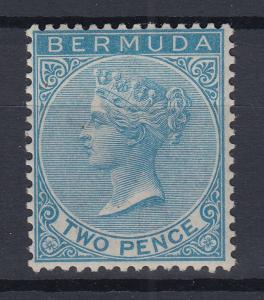 Bermuda 1886 Queen Victoria Mi.-Nr. 15 sauber ungebraucht *