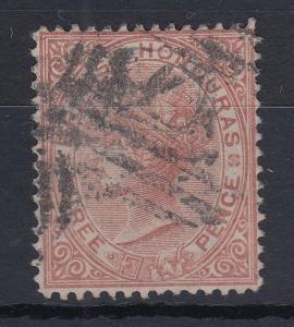 British Honduras (Belize) 1872 Queen Victoria Mi.-Nr. 5C sauber gebraucht