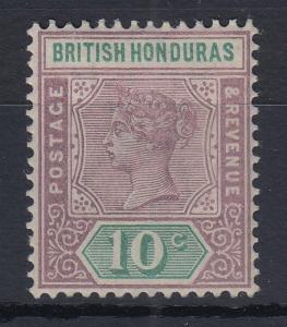 British Honduras (Belize) 1900 Queen Victoria Mi.-Nr. 45 sauber ungebraucht