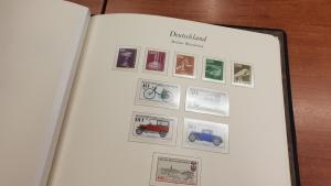 Berlin 1979-1990 Sammlung in den Haupt-Nr. kpl ** mit 2 ATM-Sätzen im Borek-A.