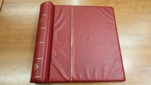 Leuchtturm gebr. roter Drehstabbinder mit goldener Rücken-Aufschrift ISRAEL III