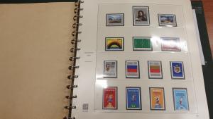 Liechtenstein 1986-2006 komplette Sammlung ** im SAFE-Vordruckalbum