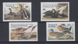 Antigua und Barbuda Mi.-Nr. Satz 920-923 postfrisch ** / MNH Enten