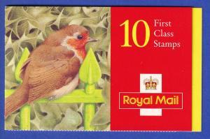 Großbritannien 1993 Mi.-Nr. 1431-1440 Markenheftchen MH 101  **/ MNH Vögel