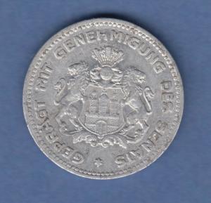 Hamburg 1923 Verrechnungsmünze 1/10