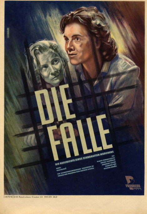 DIE FALLE-A0-TSCHECH.1951