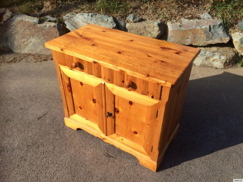 H bsche massive anrichte sideboard kommode zirbenholz for Kommode zirbenholz