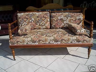 Traum! originales Gründerzeit 2er Sofa Couch selten Nr. 6301 0
