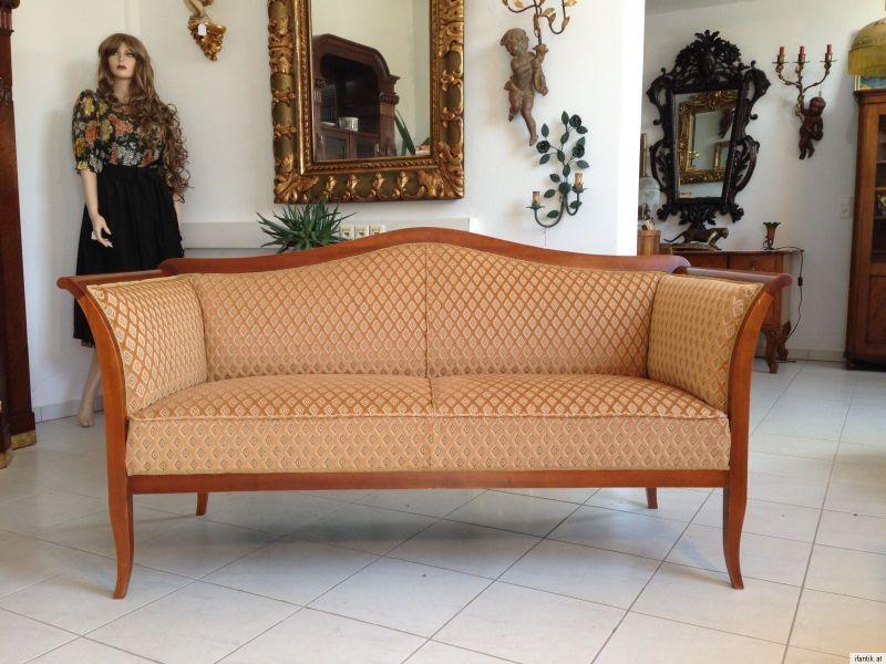 Restauriertes hübsches bequemes Sofa Couch Diwan Barock Stil Nr. 9162