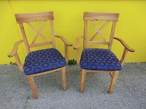 Massive 2 Stück  Bauernsessel Sessel Armlehnstühle Nr. 3186 0