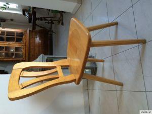 Uriger hübscher bauernsessel Stuhl Naturholz Nr. 3783 4