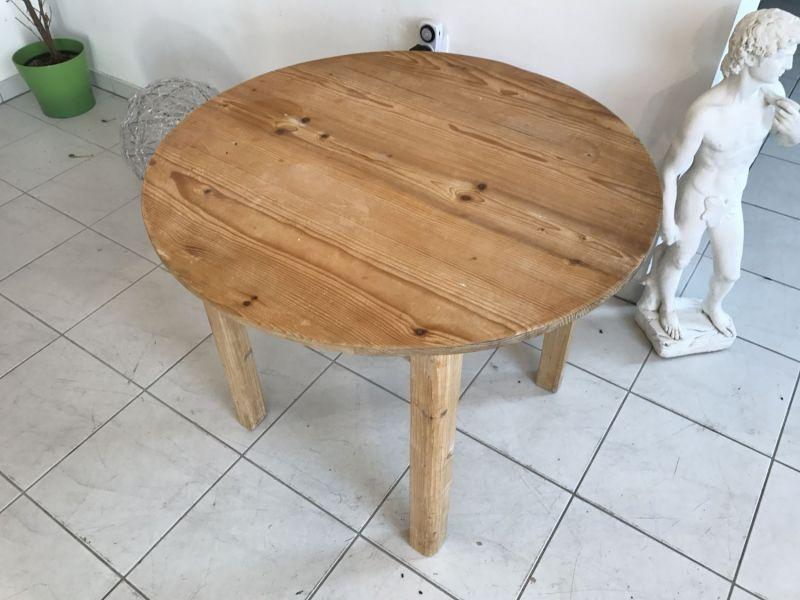 Tisch Aus Altholz alter runder bauerntisch beistelltisch tisch altholz beistelltisch