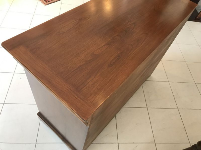 Englische Stilanrichte Kommode Buchenholz Sideboard - W2068 Nr. 401381920324 - oldthing: Diverse ...