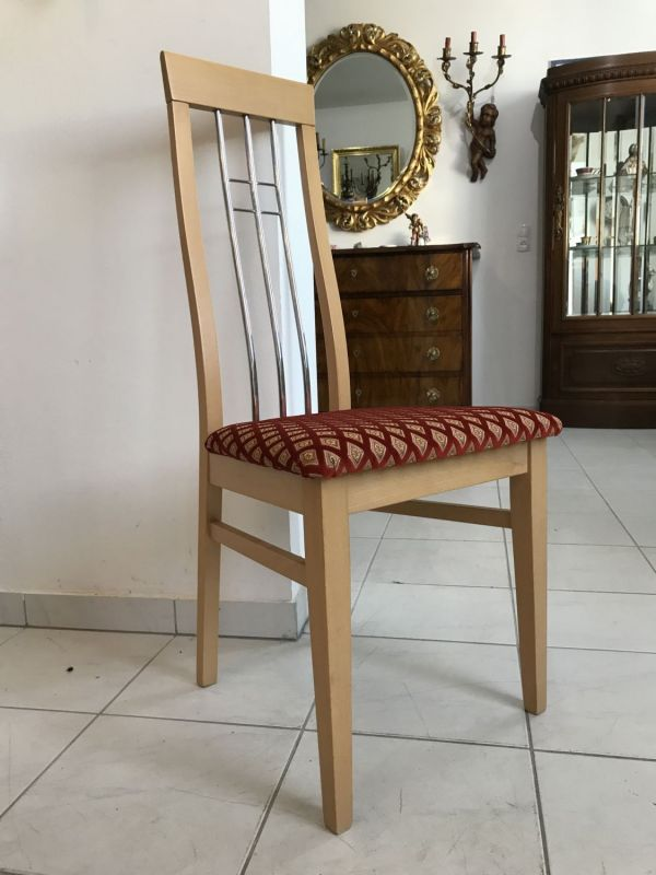6 Stück restaurierte Stilsessel Esszimmerstühle W2241 3