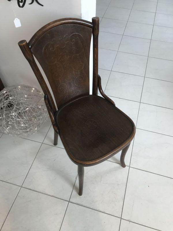 Eleganter Sessel Stuhl Jugendstil Thonet W3069 4