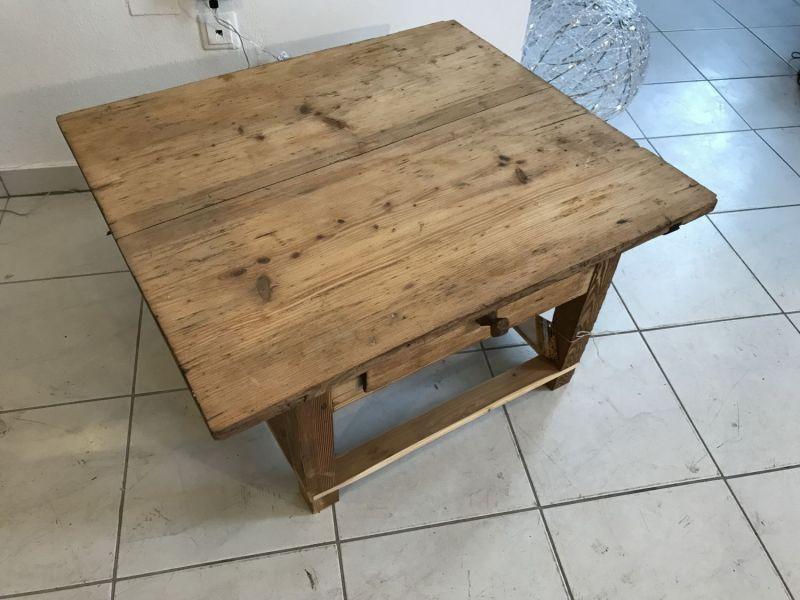 Kleiner Tisch Altholz.Der Artikel Mit Der Oldthing Id 30586185 Ist Aktuell Nicht
