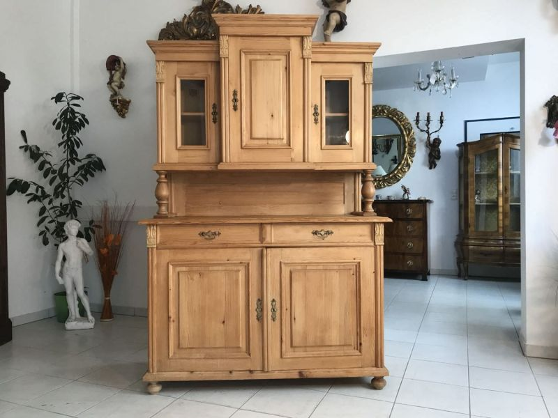 Sitzbank Bankerl Fichtenholz Bauernmöbel breite 112cm Nr